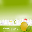 ostern background landscape