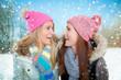 winter freunde