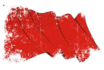 Red Flag Grunge