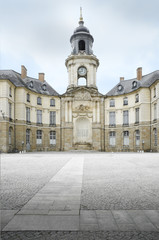 Rennes City Hall of Rennes, Brittany-France