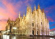 Milan cathedral dome - Italy