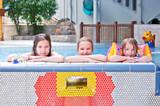 Fototapety Kinder im Schwimmbad