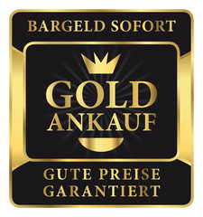 Goldankauf - Bargeld sofort - Gute Preise garantiert