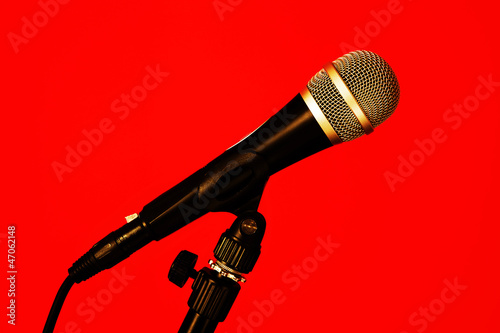 side view microphone