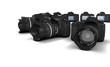 DSLR Konzept - Digitale Spiegelreflexkameras im Kreis 6