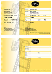 biglietto cinema