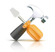 Work tool icon