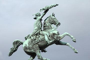 Vienna monument - Archduke Charles