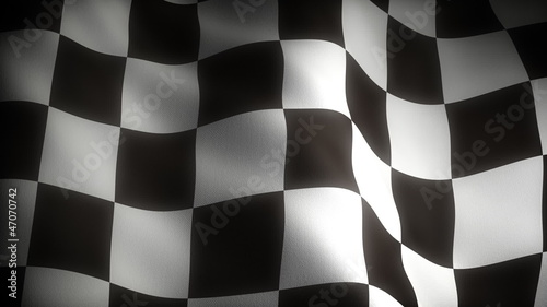 Checkered Flag (seamless)