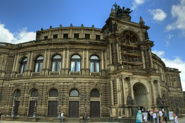 Dresden, Germany - Semperoper
