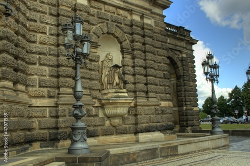 Dresden, Germany - Semperoper