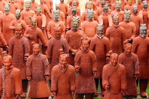 Chinese Terracotta Warriors