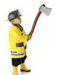 Tiny Fireman's Hatchet