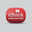 Ebook icon red - download now!