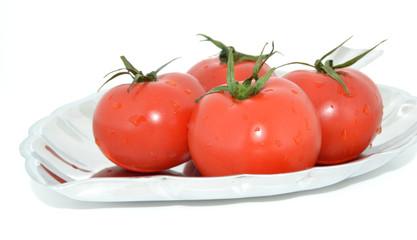 Cuatro tomates