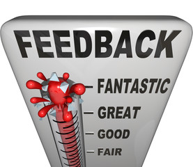 Feedback Level Measuring Thermometer Opinions Reviews