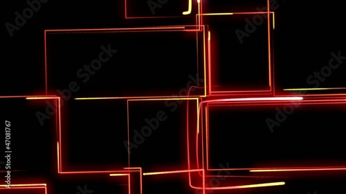 Abstract City Lights 6