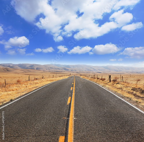 The magnificent equal highway
