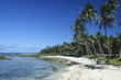 sandy beach siargao island philippines