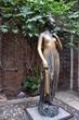 Statue von Julia in Verona / Italien