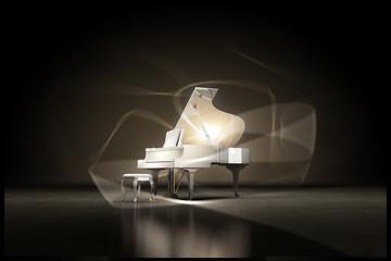 Piano weiß