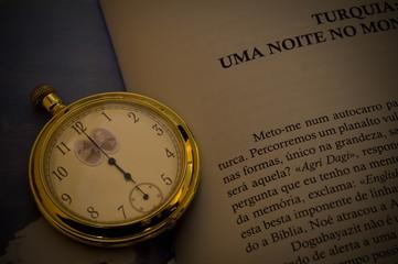 La escrita en el tiempo