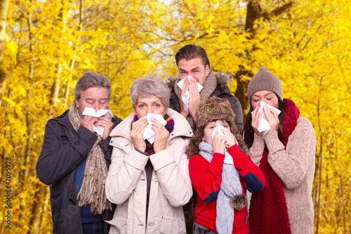 grippe herbst