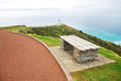 Walkway to Cape Reigna lighthouse, New Zealand