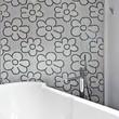 dettaglio del rubinetto della vasca da bagno
