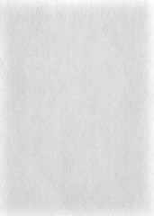 Blank paper textured
