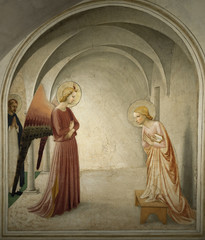 La Anunciacion (Florencia,Toscana)