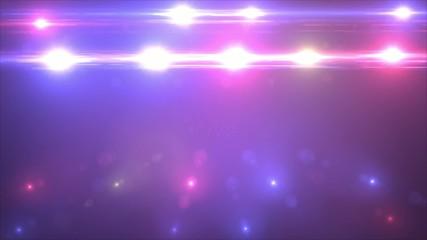 Luces discoteca