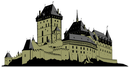 castle medieval