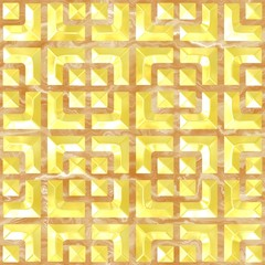 Gold and marble.Seamless pattern.