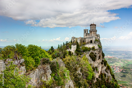Republic of San Marino landscape