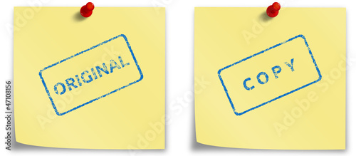 Post - It Original/Copy