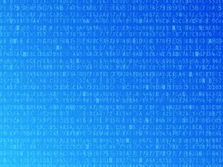 Hexadecimal Background