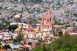San Miguel Arcangel Church, San Miguel De Allende (Mexico)
