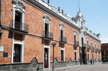 Government Palace, Tlaxcala (Mexico)