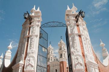 Santuario de Nuestra Señora de Ocotlán, Tlaxcala