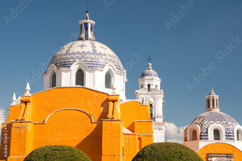 San Jose church, Tlaxcala (Mexico)