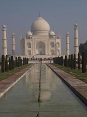 Taj Mahal en Agra (India)