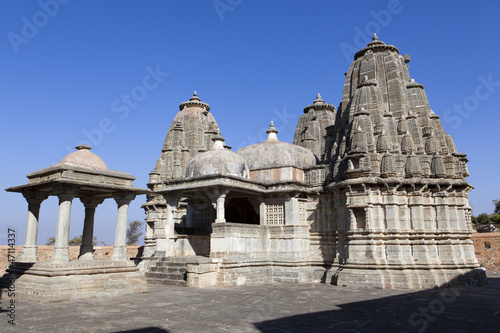 Jain Temple in Kumbhalgarh Fort , Rajasthan
