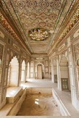 Interior of Ahhichatragarh Fort, Nagaur, Rajasthan