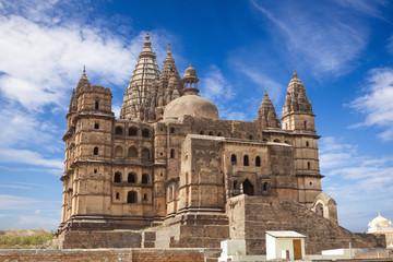 Chaturbhuj Temple in Orchha, Madhya Pradesh,