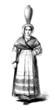 Woman : trad. Mediterranean Peasant
