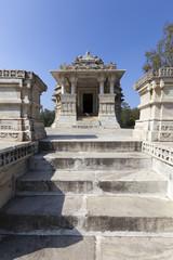 Chaumukha Mandir temple complex, ranakpur.