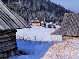 Mountain Shelter, Tatra Mountains, Poland
