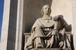 Statue de la fontaine Saint Sulpice