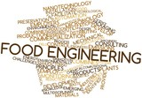Word cloud for Food engineering
